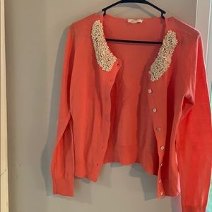 adorable cardigan with detail